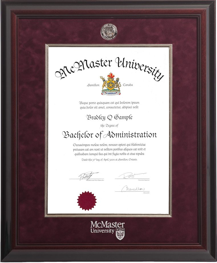 Milburn Diploma Frames Milburn Diploma Frames